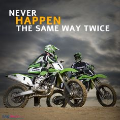 Never... Moto Motocross, Motorcycle, Bike Quotes, Super Bikes, Off Road, Bikers, Sportbikes, Quotes Motivation, Good Things