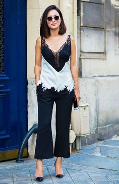 8 Impressive (and Cute) First-Date Outfits via @WhoWhatWearAU