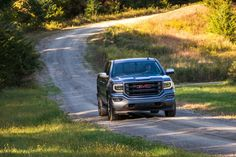 Learn more about the 2016 GMC Sierra pickup truck.