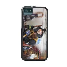 Cackle Witch iPhone Case iPhone 5 Cover http://zazzle.com/rinchen365flower*