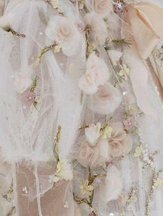 Chanel Haute Couture 2005 details
