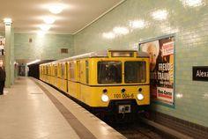 E III in Berlin unterwegs (BVG U-Bahn) - Märkisches Eisenbahnforum