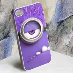 Despicable me Evil Minion by hencok, $14.00