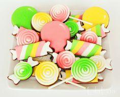 LilaLoa: Candy Cookies