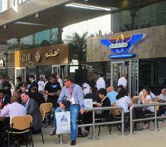 BurgerFuel at the Dubai World Trade Centre!!!