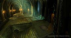 Dungeon... by ~Miggs69 on deviantART