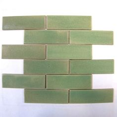 """2""""x6"""" Subway Tile - 123R patina from Mercury Mosaics Workshop for $22.50"""