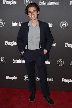 Cole Sprouse Photos - 2016 Entertainment Weekly & People New York Upfronts VIP Party - Zimbio