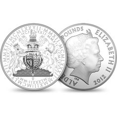 The Duke of Cambridge 30th Birthday Five-Ounce Silver Proof Coin