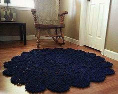 Crochet BBB rugs