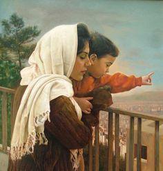 pintura de Morteza Katouzian
