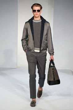 Gieves & Hawkes Spring/Summer 2015 | London Collections: Men image Gieves and Hawkes Spring Summer 2015 London Collections Men 008