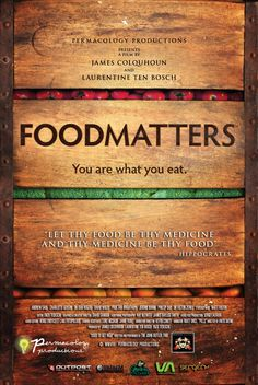 Food Matters uncovers the secrets of natural health to help you achieve optimum wellness! Discover inspiring documentaries, wellness guides, nutrition tips, healthy recipes, and more. Food Matters Documentary, Documentary Film, Natural Cures, Natural Health, Health And Nutrition, Health And Wellness, Health Fitness, Nutrition Shakes, Nutrition Education