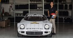 Ex-F1 Driver Érik Comas On His Racing Career And Love For The Lancia Stratos •  Petrolicious