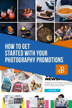 Every photography business needs to do photography promotions to keep getting new business. Find out the best way to get started in this article. Business Card Design, Creative Business, Business Cards, Photography Business, Food Photography, Short Recipes, Small Restaurants, Digital Photography School, Branded Gifts