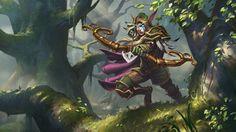 Alleria Windrunner - Hearthstone: Heroes of Warcraft Wiki