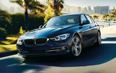 A suspension system featuring optimized front strut towers, rear damping technology, and an increased number of suspension anchor points gives the BMW 3 Series responsiveness and control.