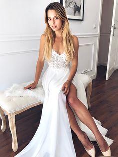 Wedding dress 2019 TOM SEBASTIEN