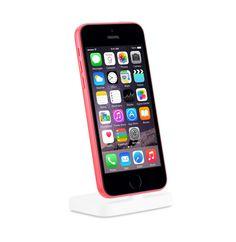 Apple muestra un iPhone 5C con Touch ID en su tienda en línea