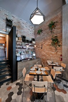 Restaurante Pranzo / Estudio Atemporal / México, DF ©LGM Studio - Luis Gallardo