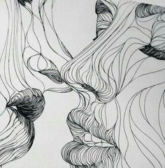 Images of cool black and white drawings - Tumblr Drawings, Art Drawings, Print Texture, Desenho Tattoo, Animes Wallpapers, Line Drawing, Art Sketches, Line Art, Art Projects