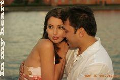 Rohid Ali Khan and Bernadett Horvath