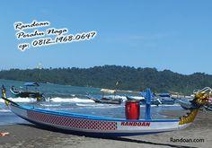 Randoan, Perahu Naga