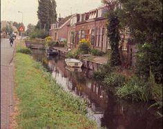 Utrechtse Jaagpad Leiden (jaartal: 1980 tot 1990) - Foto's SERC