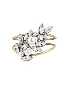 Pearl Essence Bangle - JewelMint