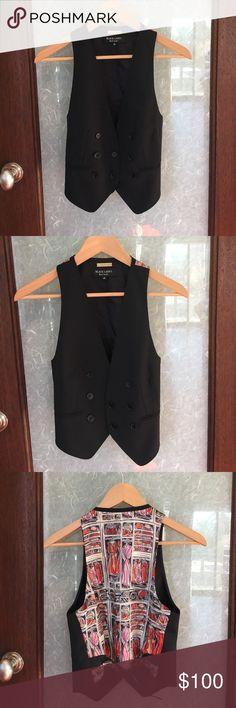 Selling this Paul Smith Black Label Blazer Vest / Top on Poshmark! My username is: ladolcebimba. #shopmycloset #poshmark #fashion #shopping #style #forsale #Paul Smith #Tops