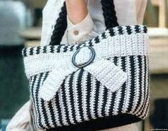 Bags, backpacks - Crochet - Publisher - Crochet, diagrams, models, descriptions. Download books