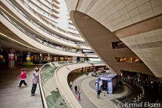 Kanyon shopping mall, Istanbul http://kemaleksen.com/#architectural