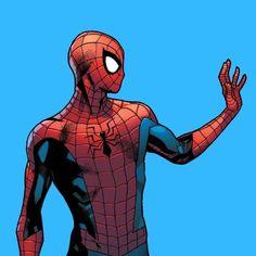 Marvel Villains, Marvel Comics Art, Comic Books Art, Comic Art, Justice League, Marvel Coloring, Spider Man 2, Spiderman Art, Spideypool