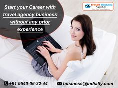 Start your Career with travel agency business without any prior experience, you can become an Independent Travel Agent with TBA and work from anywhere and time.  know more visit : http://www.travelbookingagent.in/