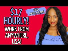*MAINLY* NON PHONE $17 HOURLY WORK FROM HOME JOB! - YouTube
