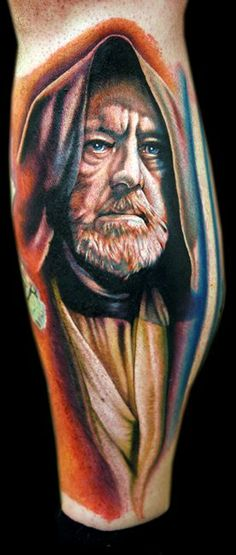 Tattoos by Cecil Porter