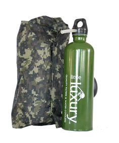 Outdoor camping and hiking filter bottle Water Stream South Africa - perfect for camping Camping And Hiking, Outdoor Camping, Filter Bottle, Water Filtration System, Water Coolers, Outdoor Activities, South Africa, Filters, Military
