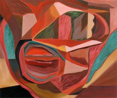 """""""sides"""" 20 by oil on linen, 2017 Abstract Painters, Abstract Art, Color Pencil Art, Color Art, Rules Of Composition, Paintings I Love, Mink, Colored Pencils, Contemporary Art"""