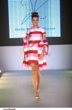 Vassilis Zoulias SS15 Yakinthi Ss 15, Catwalk, Shoulder Dress, Dresses, Fashion, Vestidos, Moda, Fashion Styles, The Dress