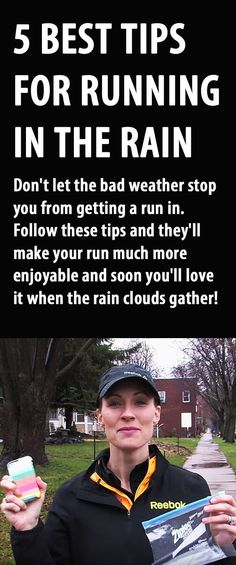5 Best Tips For Running In The Rain! My favorite was newspaper in the wet shoes Running In The Rain, Keep Running, Running Gear, Running Workouts, Running Training, Running Women, Girl Running, Training Plan, Running Guide