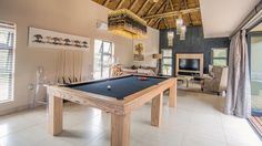 AM Lodge - Games Room