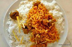 قیمه persian food