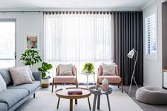 """""""Design Devotee"""" Jenni Farr teamed with Spacecrush designer Jane Ledger to turn her family home into a celebration of Scandi-Aussie style."""