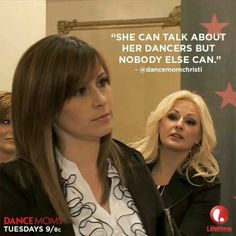 Actually I liked when Abby defended paige! You go too Christi for standing up for Paige❤️