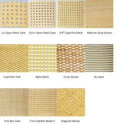 types of caning on chairs. – Populer Design types of caning on chairs. Cane Furniture, Furniture Design, Armoire Ikea, Joinery Details, Interior Decorating, Interior Design, Home Repair, Boho Decor, New Homes