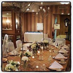 Jessica and Matt's wedding at the Landmark Inn in Marquette, MI
