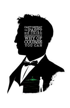 silhouette art quote