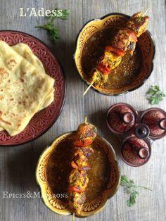 L'adess lentilles à la marocaine