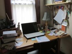 Thoughts on staying organized for stay-at-home mom and writer