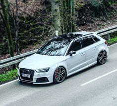 Audi A3 Sportback, Audi Rs3, Audi Sport, Sport Cars, Sport Style, Audi Kombi, Supercars, Luxury Cars, Cars Motorcycles